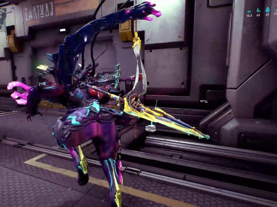 Warframe - Elite Sanctuary Onslaught