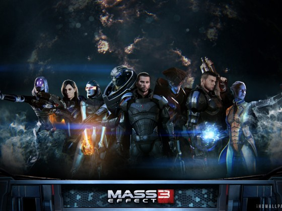 Mass Effect 3 Wallpaper