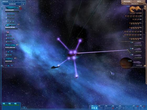 Siege Formation