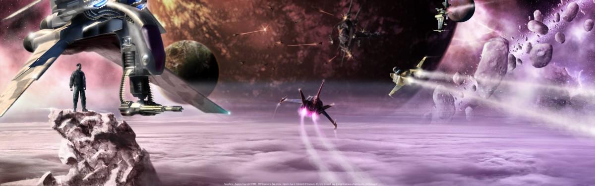 Spaceforce Captains Wallpaper