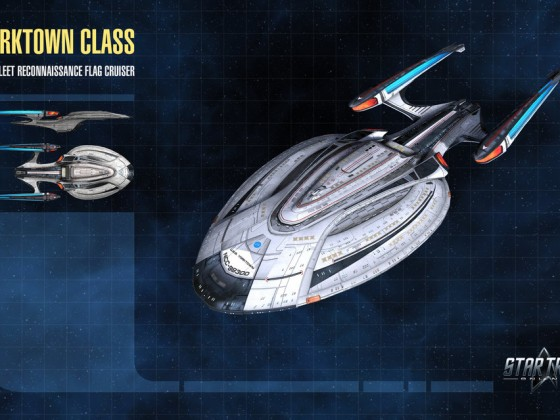 25th century Flag Ship Variants