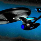 StarShip Enterprise 1