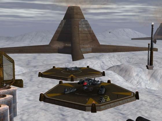 California Minor Landing Pad