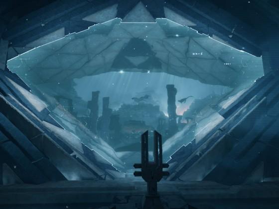 Entry to Atlantis
