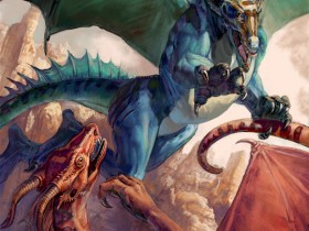 Fight of the Dragons