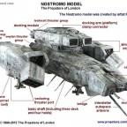 003-Nostromo Model