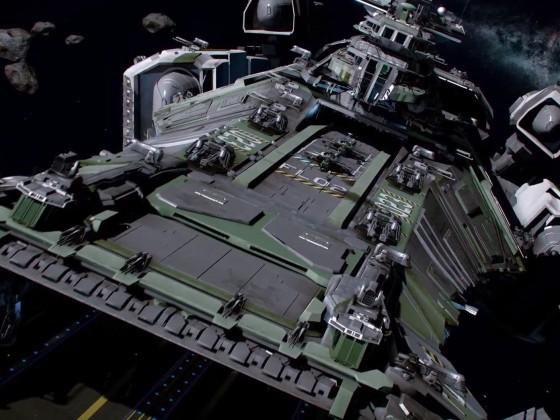 SC: Squadron 42