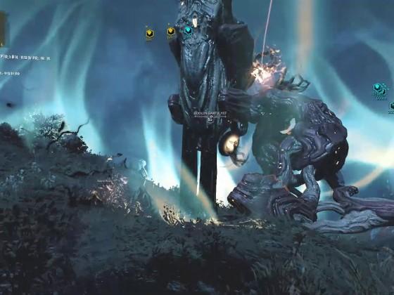 Warframe - Tridolon Hunt 2
