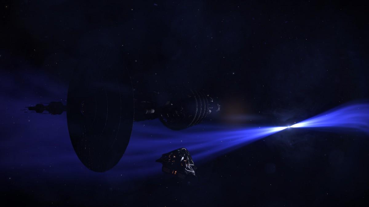 Generation ship Atlas (situation)