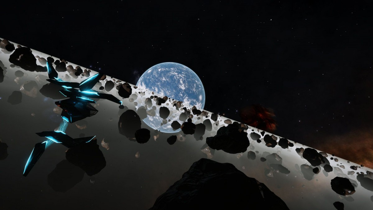 Guardian SLF in asteroids of ringed WW.