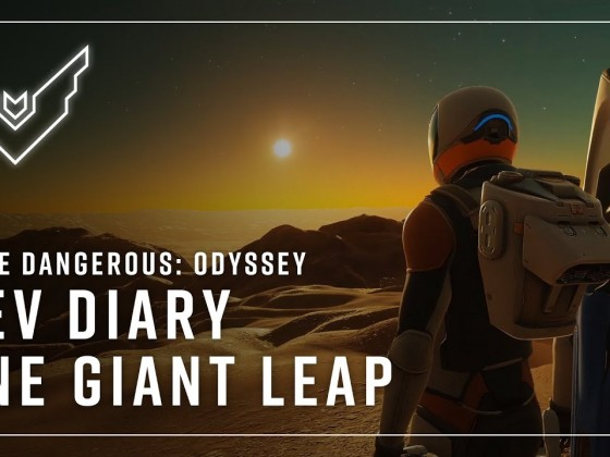 Elite Dangerous: Odyssey | The Road to Odyssey Part 1 - One Giant Leap