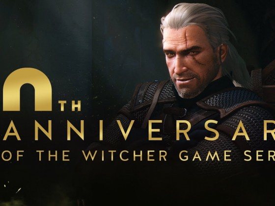 Celebrating the 10th anniversary of The Witcher
