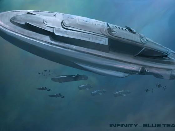 Infinity Blue Team