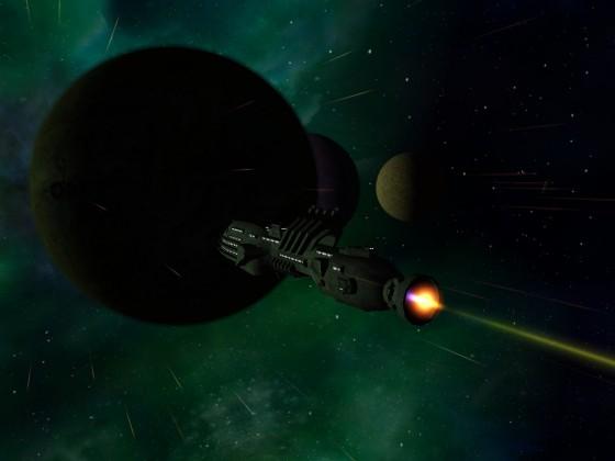 VIPs trasport to Planet LP 02