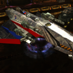 New Gearhead10 (SP) ship close up
