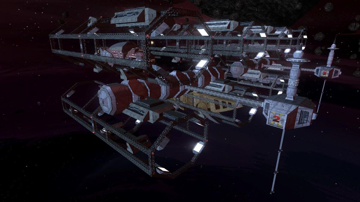 Crossfire Dock 1