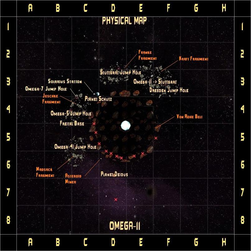 Omega-11 System