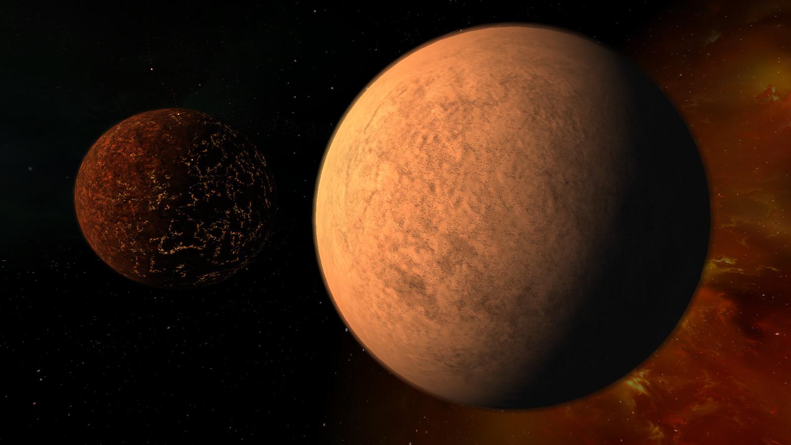 Neophobos, Inair moon in E5