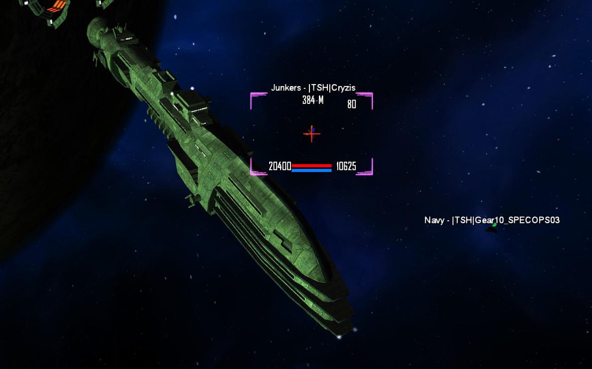 Planet Malta low orbit