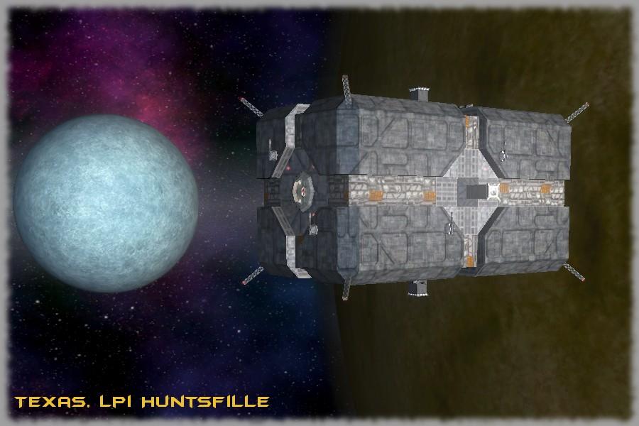 Liberty space, Texas system, LPI Huntsville
