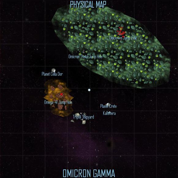 Omicron Gamma System