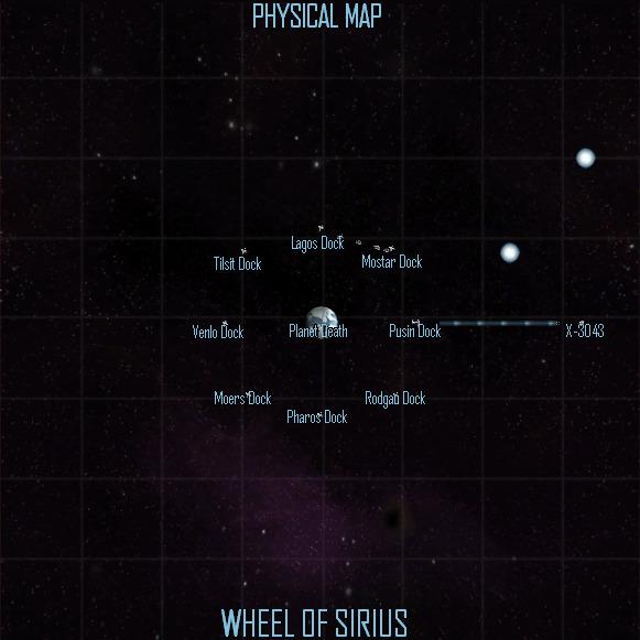 Wheel of Sirius System