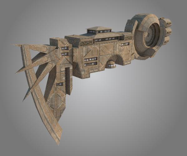 Kusari Destroyer