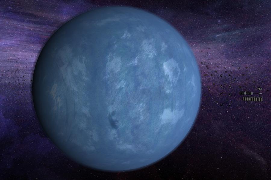 Planet Sarum