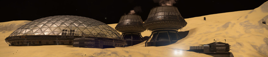 Engineer planetary base ...