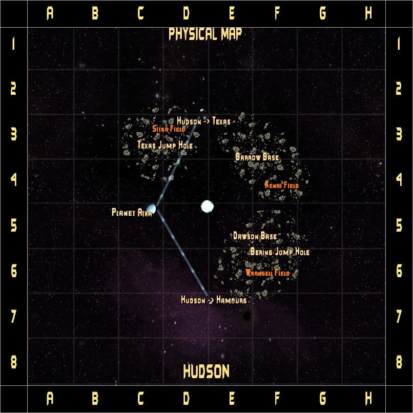 Hudson System