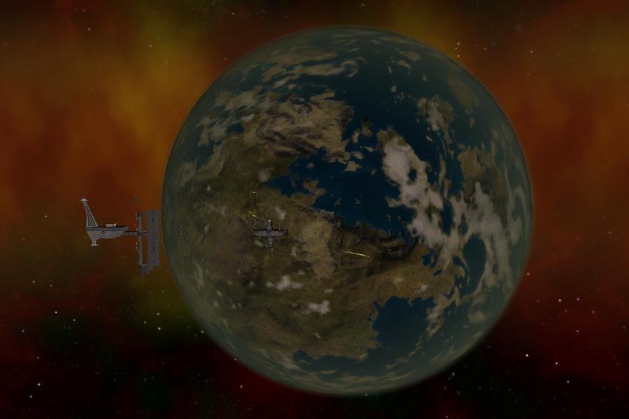 Planet New London