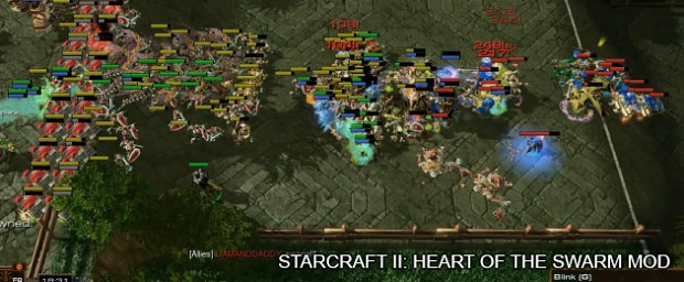 [WC3] Castle Fight