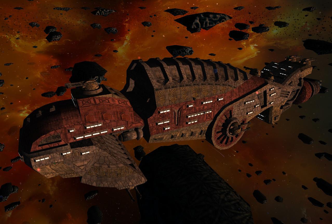 Battleship Pollux