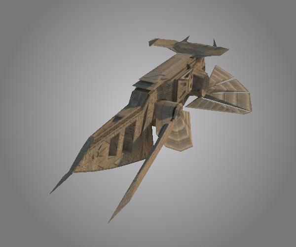 Kusari Dreadnought - Manticore