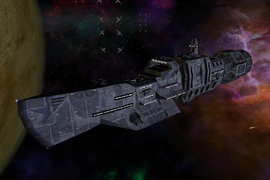 Battleship Mississippi