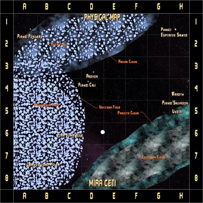 Mira Ceti System